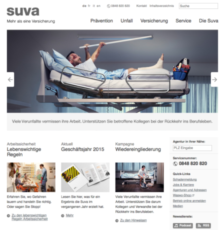 Suva Website2016