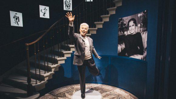 Teamausflug Charlie Chaplin Museum