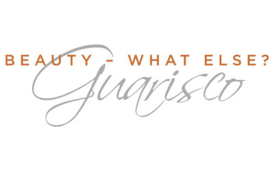 Beauty – What else? Guarisco – Rebranding of a cosmetics institute