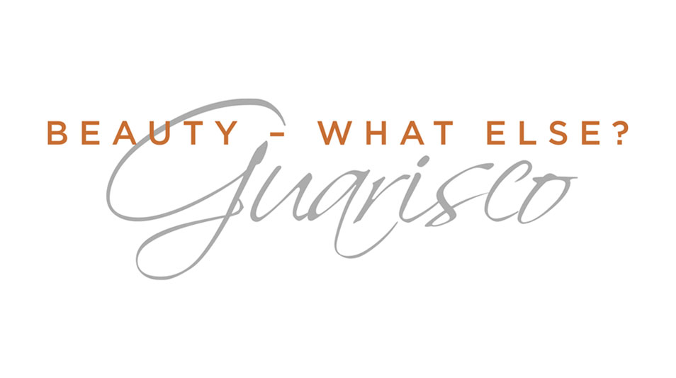 Beauty – What else? Guarisco – Rebranding eines Kosmetikfachinstituts