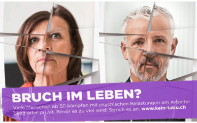 Attract attention! The new campaign of the Werner Alfred Selo Foundation scores in the communication magazine «persönlich»
