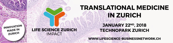 Banner Life Science Zurich Impact