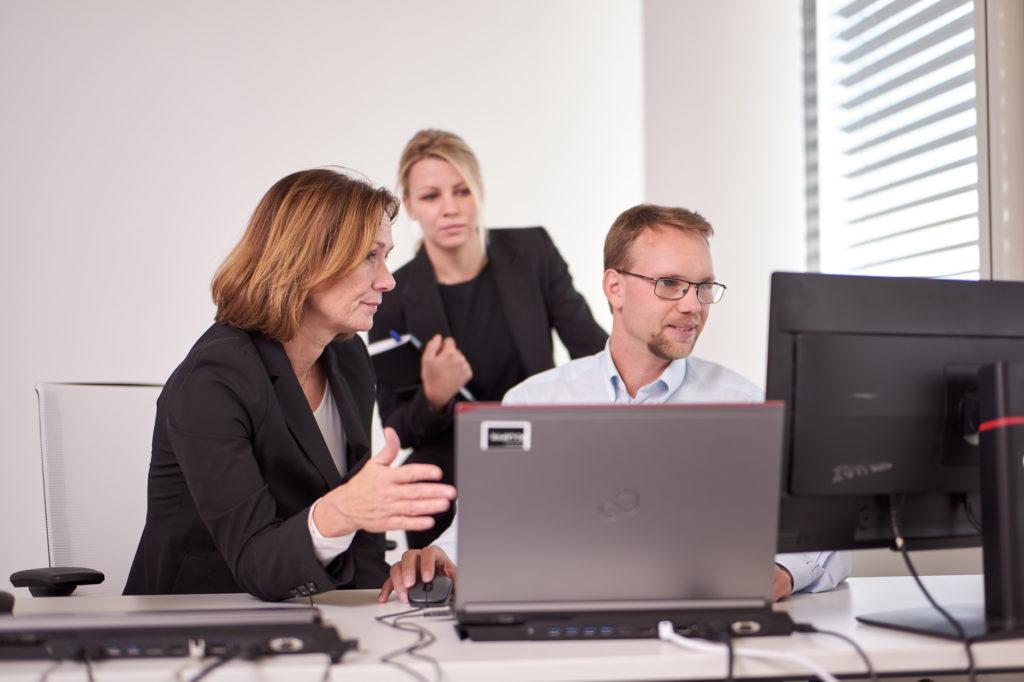 auticon Job-Coaches unterstützen IT-Consultant