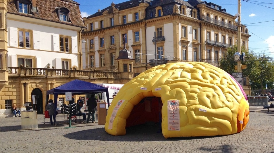 The Bernese Oberland will be hosting the Brain Days