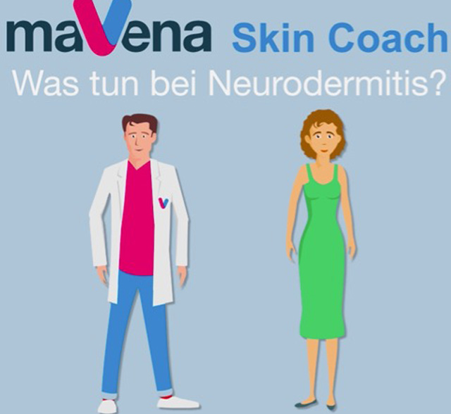 Launch Mavena Skin Coach Video