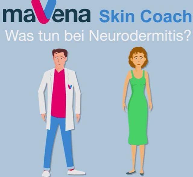 Launch Mavena Skin Coach Video