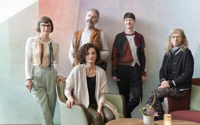 «Artists in Residence» – Moderne Kunst in der Seniorenresidenz