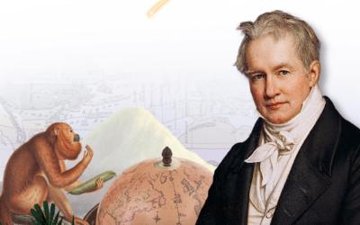 «Humboldt, der Weltvernetzer» – Neue Ausstellung zum 250. Geburtstag Alexander von Humboldts