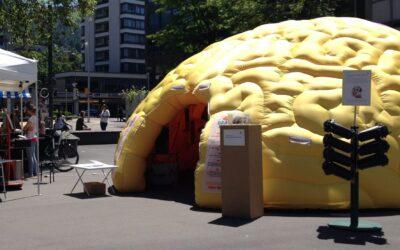 Die Brain Days zu Gast in Sarnen